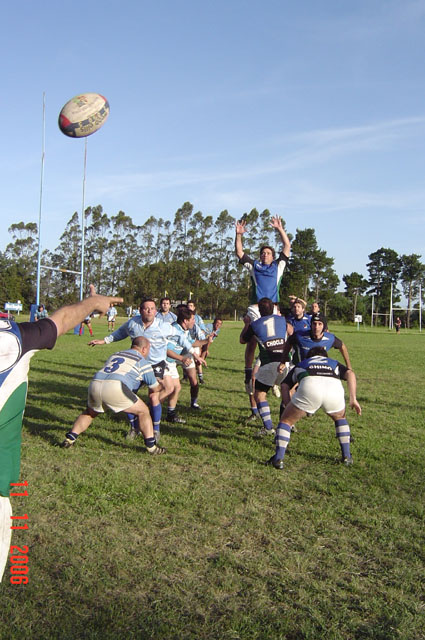 Argentina Rugby Festival 2006 - Foto: Mohicanos