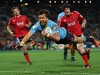 Adam-Ashley Cooper try - Waratahs v Crusaders - Super Rugby Final 2014 - Fotos: PR