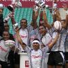 iRB 7s, Fiji campeón en Londres