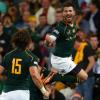 Sudafrica confirmó su XV