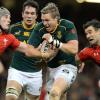 De Villiers se recupera
