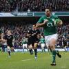 Kearney regresa en Irlanda