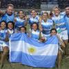 Oro para Argentina