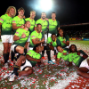 Sudafrica Campeon en Dubai