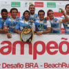Pumas 7s Campeones en Playa