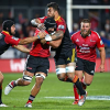 Chiefs superiores ante Crusaders