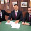 Hernández firmó con la UAR