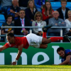 Tonga, importante victoria