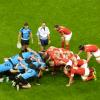 Gales derroto a Uruguay