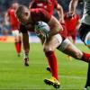 Inglaterra derroto a Fiji