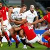 Gales derroto a Inglaterra