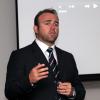 Marinos, CEO de SANZAR