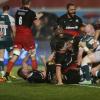 Saracens derrotó a Leicester
