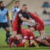 Crusaders, regresó al triunfo