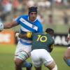 Sudáfrica, el rival de los festejos históricos