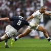 Jones dio el plantel de Inglaterra