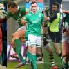 Irlanda con 8 debutantes