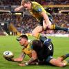 Australia derrotó a Nueva Zelanda