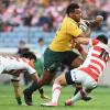 Australia demasiado para Japón