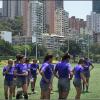 Actividad femenina en Hong Kong