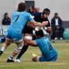 Argentina XV cayó ante Uruguay
