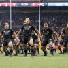 Maori All Blacks en Sudamérica