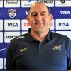 Ledesma, entrenador de Los Pumas