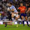 Argentina cayó ante Nueva Zelanda
