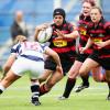 ¿Trata usted a los hombres y las mujeres del mismo modo cuando los entrena en el Rugby?