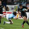 El concepto de velocidad en el rugby