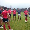 Pumas 7s entrenan en Wellington