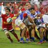 Fiji y Samoa en la final