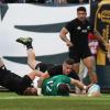 Irlanda y Argentina subieron posiciones