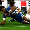 Francia derroto a Inglaterra