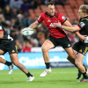 Crusaders continuan a paso firme