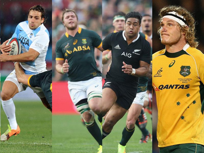 Rugby Championship arranca en Julio 2015