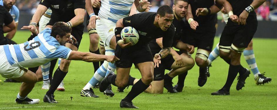 Nueva Zelanda lo dio vuelta y supero a Argentina en tremendo partido - Foto: Getty images