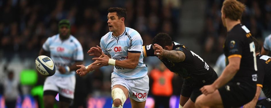 Dan Carter - Racing 92