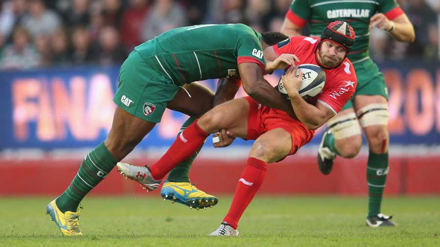 Leigh Halfpenny - Toulon v Leicester - Foto: Getty images