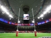 Stadium view prior to the HSBC World Rugby Sevens Series in Vancouver on 8 March, 2019. Photo credit: Mike Lee - KLC fotos for World Rugby