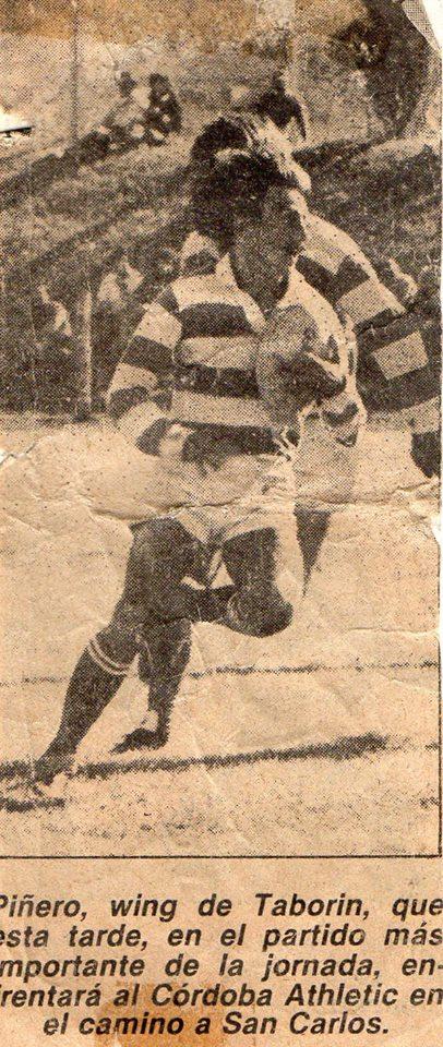 Taborin Rugby Club - Enviada por Gustavo Pinero