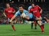 Adam-Ashley Cooper try - Waratahs v Crusaders - Super Rugby Final 2014 - Fotos: PR
