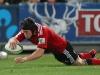 Matt Todd try - Waratahs v Crusaders - Super Rugby Final 2014 - Fotos: PR