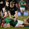 Irlanda derrotó a los ABs