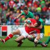 Irlanda 10-22 Gales