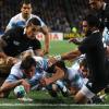 NZ 33-10 Argentina