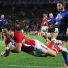 Gales 8-9 Francia