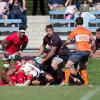 Pampas derrotó a Tonga A