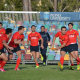 Los Pumas entrenan en Gold Coast