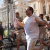 El rugby de Brasil llevo la Antorcha Olímpica